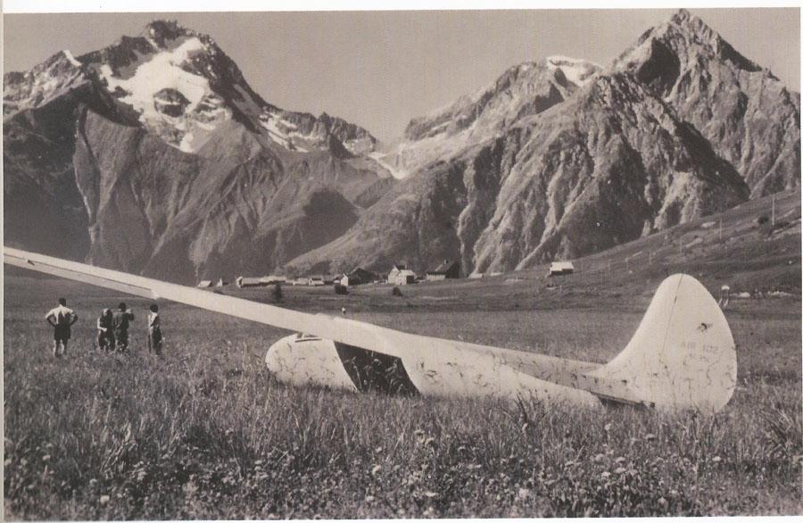 Planeur Air-102